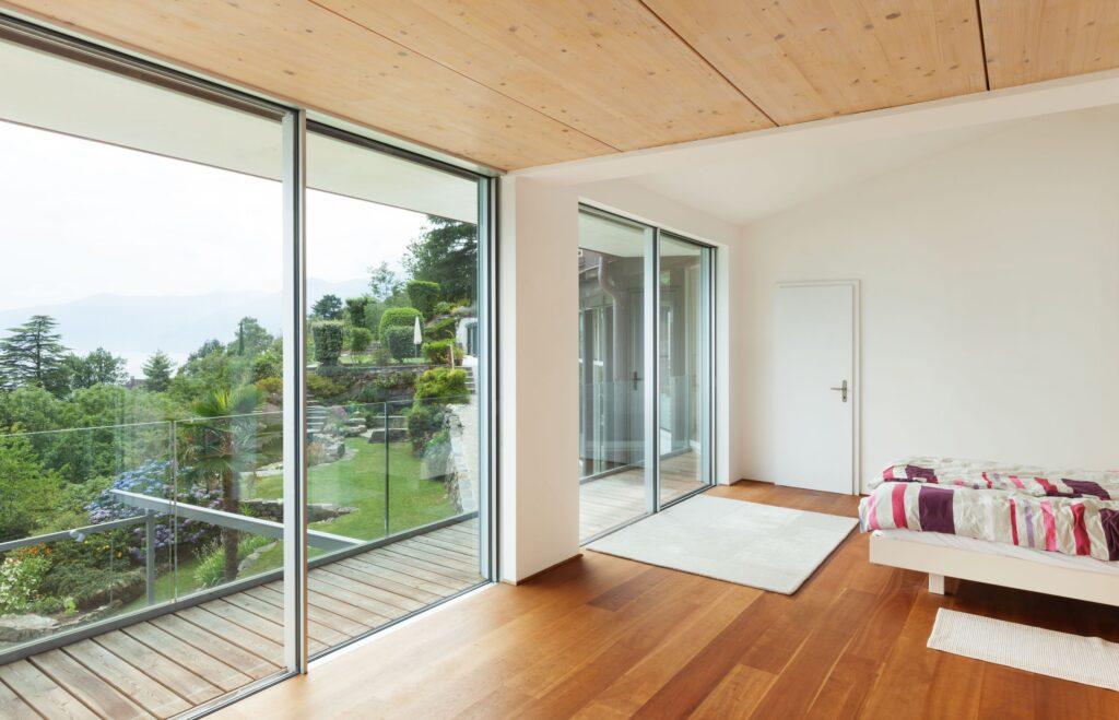 Installazione delle finestre in PVC Milano