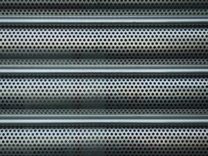 Tapparelle in alluminio